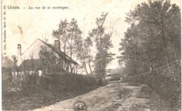 Uccle   Le Rue De La Montagne - Uccle - Ukkel