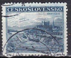 Cecoslovacchia, 1936 -105k Bratislava - Nr.226 Usato° - Nuovi