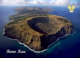 Easter Island UNESCO Rano Kau Volcano New Postcard Osterinsel AK - Rapa Nui
