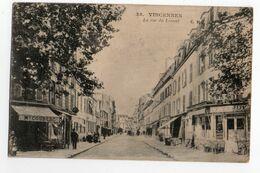 VINCENNES (VAL DE MARNE) * RUE DU LEVANT * MAISON COUDERC * TARDY * édit. Malcuit * Carte N° 38 - Vincennes