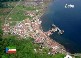 Equatorial Guinea Luba Aerial View New Postcard Äquatorialguinea AK - Guinée Equatoriale
