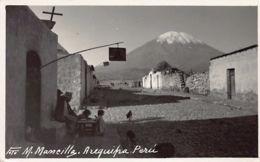 Peru - AREQUIPA - Foto - Ed. M. Mancilla - Peru
