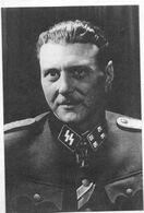 DC3336 - WW2 Propaganda Germany Militaria - Otto Skorzeny SS-Obersturmbannführer Lieutenant Colonel Waffen-SS REPRO - War 1939-45