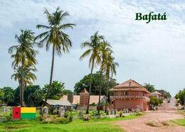 Guinea-Bissau Bafata New Postcard - Guinea-Bissau