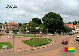 Guinea-Bissau Bissau City Street View New Postcard - Guinea-Bissau