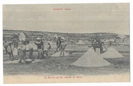 Sigean La Récolte Du Sel (Salines Du Midi) - Sigean