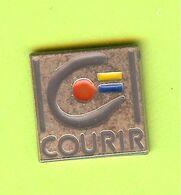 Pin's Courir - 10JJ08 - Pin's
