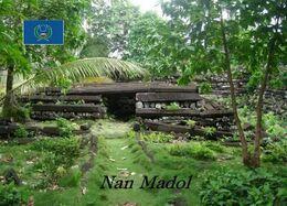 Micronesia Nan Madol UNESCO New Postcard Mikronesien AK - Micronesia