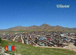 Mongolia Uliastai Aerial View New Postcard Mongolei AK - Mongolia