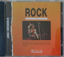 CD Jimi Hendrix Les Génies Du Rock Live 1968-1970 - Blues