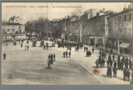CPA 46 - Cahors - Le Boulevard Gambetta - Cahors