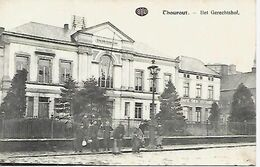 CPA / PK / AK   -  THOUROUT      Het Gerechtshof - Torhout
