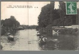 CPA 94 - Joinville Le Pont - Les Bords De La Marne - Canotage De Joinville à Nogent - Joinville Le Pont