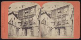 Carte Stéréoscopique - Rouen - Maison St Amand (ceci N'est Pas Une Carte Postale) - Rouen
