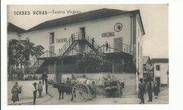 PORTUGAL TORRES NOVAS Teatro Virginia - Santarem