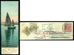 Italia 1915 Cartolina Postale (parzialmente) Bacina S. Marco - Bragrozzo Venezia - Venetië (Venice)