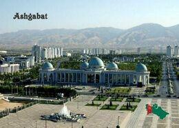 Turkmenistan Ashgabat Ruhyyet Palace New Postcard - Turkmenistan