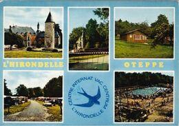 OTEPPE - L'Hirondelle - Centre De Vacances - Multi-vues - Oblitération De 1972 - Burdinne