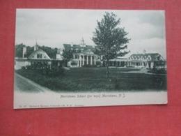 School For Boys   Mooristown  New Jersey     Ref 4347 - Vereinigte Staaten