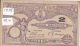 Portugal -Cédula De Santarém  Nº 1978   2 Ctv - Portugal