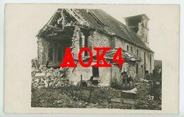 68 Haut Rhin NIEDERASPACH ASPACH LE BAS Eglise Cimetiere 1915 Feldpost Cernay Mulhouse LIR 119 - Other Municipalities