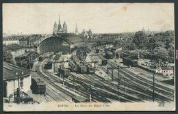 Dijon - La Gare De Dijon-Ville - ND Phot. N° 241 - Voir 2 Scans - Dijon