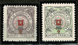Portugal, 1936/8, # 21/2, MH - Unused Stamps