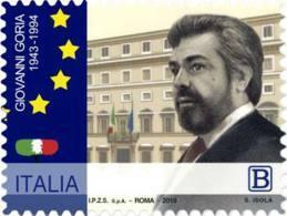Italia - 2019 - Usato/used - Giovanni Goria - 6. 1946-.. Repubblica