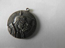"""Medaille """"Einig Und Stark """" 1914 - Militair"""