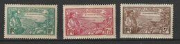 1935 N° 140,141 Et 142 ** MNH - Unused Stamps