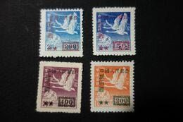 CHINE N°853/58 *MH - 1949 - ... Volksrepublik