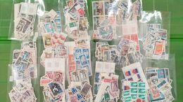 LOT N° E 550 Neufs Xx  Faciale 1185 Fr = 180 € Un Lot De Pochette De 100 Classés Par Faciale ( Plusieurs Du Meme ) - Collections (en Albums)