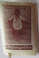 Österreich Katholische Weltmission Xaverius, 4 Missionsgroschen Marke Xx (53413) - Andere