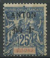 Canton (1903) N 25 (o) - Oblitérés