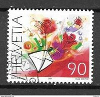 Schweiz Mi. Nr.: 1750 Gestempelt (szg217) - Usati