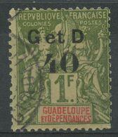 Guadeloupe (1903) N 48 (o) - Usati