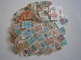 Portugal  750 Selos  Fiscais  Usados - Fiscale Zegels