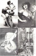 LOT DE 99 CARTES POSTALES D'AUTREFOIS AVEC UN TEXTE EXPLICATIF AU DOS - 5 - 99 Cartoline