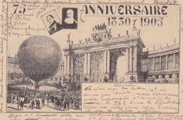 620 75e Anniversaire 1830 1905 - Königshäuser