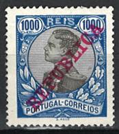 Portugal 1910. Mi.Nr. 181, MH (*) - 1910-... Republik