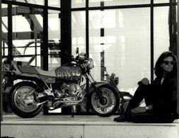BOXER BMW R 80 R  24*18cm Moto MOTOCROSS MOTORCYCLE Douglas J Jackson Archive Of Motorcycles - Auto's