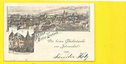 Gruss Aus SOLMS-LAUBACH  () Allemagne - Laubach