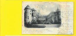 Gruss Aus LAUBACH  () Allemagne - Laubach