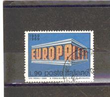1969 £90 EUROPA - 1961-70: Used