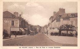 36-LE BLANC-N°583-B/0313 - Le Blanc