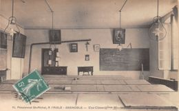 38-GRENOBLE-PENSIONNAT SAINT MICHEL-N°583-C/0049 - Grenoble