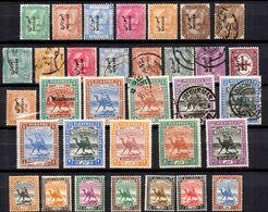 Soudan Anglais Belle Collection Neufs * Et Oblitérés 1893/1922. Bonnes Valeurs. B/TB. A Saisir! - Sudan (...-1951)
