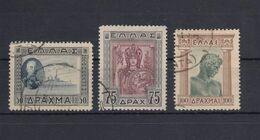 GREECE STAMPS 1933/ REPUBLIC ISSUE-USED-COMPLETE SET(80) - Used Stamps