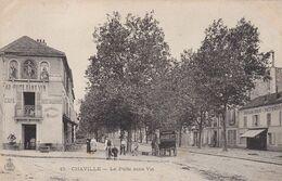 CPA CHAVILLE 92 - Le Puits Sans Vin - Chaville