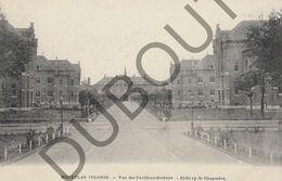 Postkaart-Carte Postale - MERKSPLAS Colonie - Vue Sur Les Pavillons Dortoirs (B657) - Merksplas